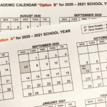 2020–2021 Student Academic Calendar Options |Risd News