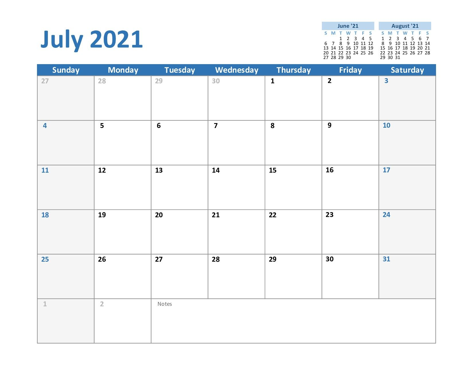 2021 Calendar Fillable July – Allowed To The Blog, With This