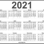 2021 Printable Calendar (Uk) United Kingdom - Hipi
