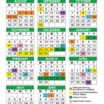 Broward County Public Schools Official 2019/2020 Calendar