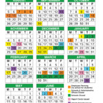 Broward Schools Calendar 2020/2021 – Woodlands Tamarac