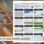 Ccisd Board Votes To Designate District As Year-Round School System, Adopts  New Calendar