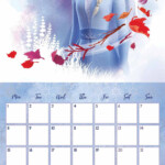 Disney, Frozen 2 Official Calendar 2021 At Calendar Club