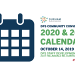 Dps Community Conversation: 2020 And 2021 School Calendars