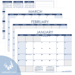 Excel Calendar Template For 2020 And Beyond