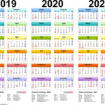 Exceptional Calendar 2020 And 2021 In 2020 | Calendar