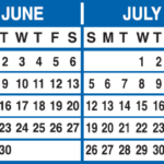 Free Printable 2021 Calendars & 2021 Calendar Strips