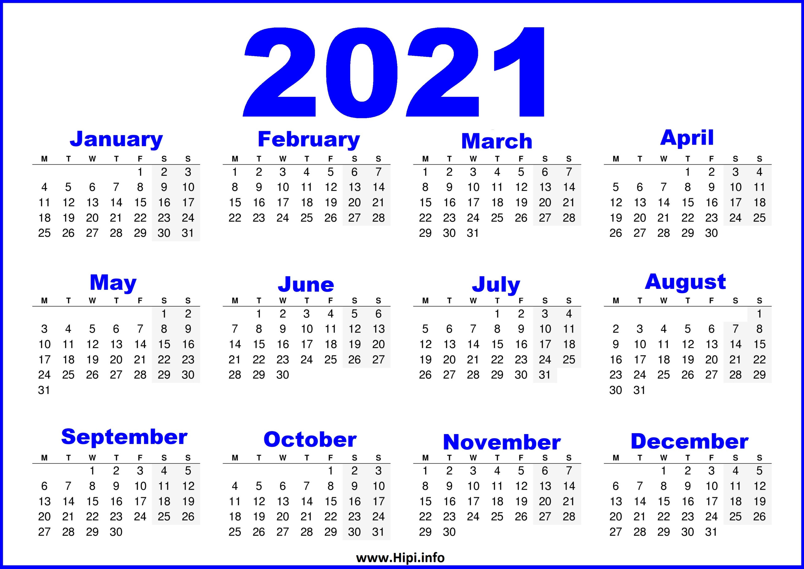 Printable Calendar April 2021 To March 2021 Uk | Free 2021 ...