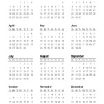Free Printable Calendars And Planners 2019 2020 2021 2020