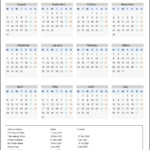 Hemet Unified School District Calendar Holidays 2020-2021