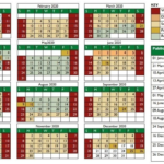 Here's The New School Calendar – And When You Can Expect The
