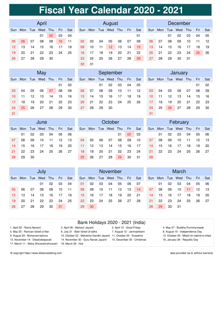 India Holiday Calendar 2021 Jpg Templates - Distancelatlong