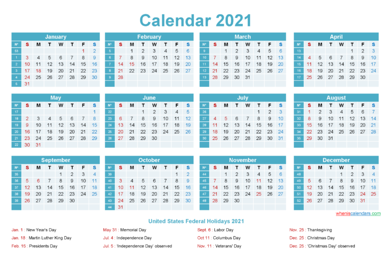 Maxine Desk Calendar 2021 With Holidays Printable – Free
