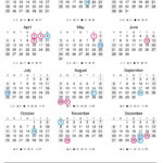 Minimalist Calendar That's Easy To Customize. Got This Free