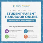 Mnps Student-Parent Online 2020-2021 Handbook–Forms Due Sept