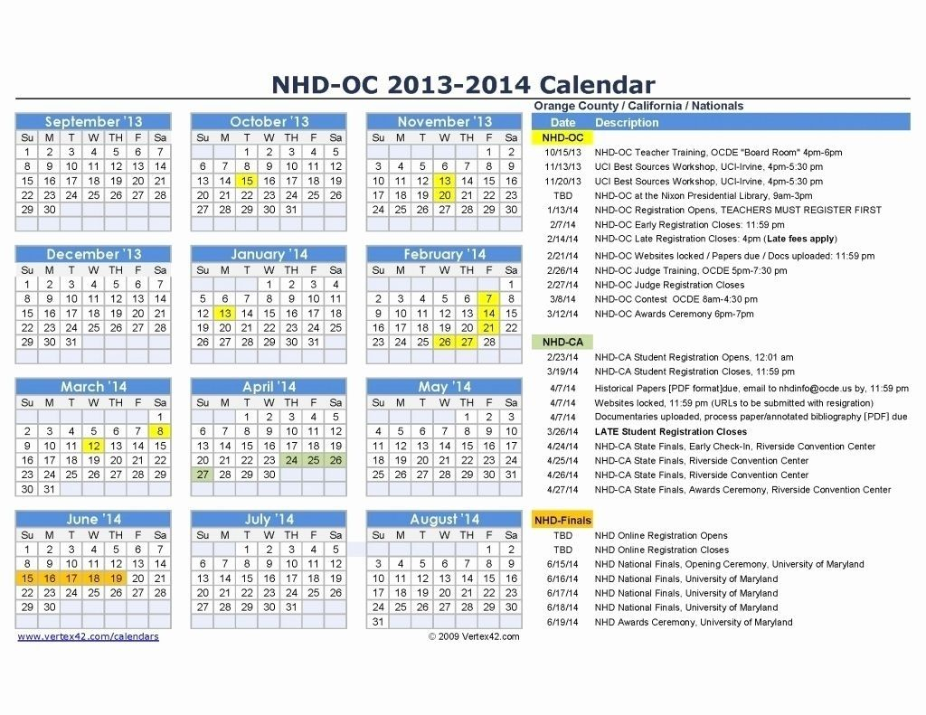 National Food Day Calendar January 2019 | Calendar Format