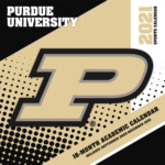 Purdue Boilermakers 2021 Wall Calendar - Buy At Khc Sports