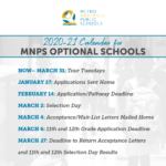 School Choice Applications For 2020-21 Open Monday, Jan. 27