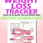 Weight-Loss-Tracker-Template-Pdf-Download - Strength Essence