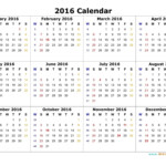 Year Calendar Time And Date In 2020 | 12 Month Calendar