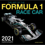 The Art Of The Formula 1 Race Car Calendar 2021 At Calendar Club