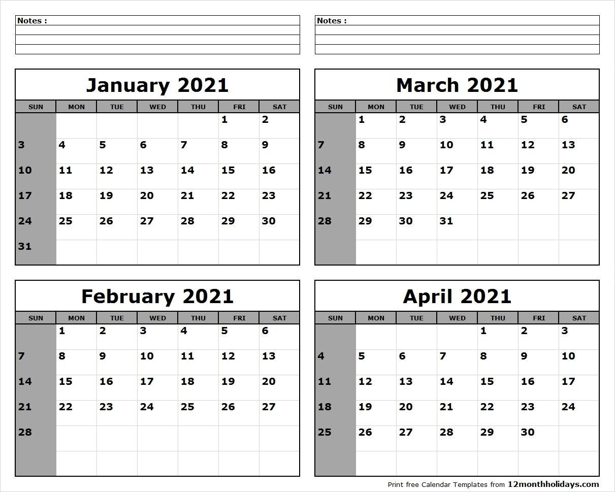 January February March 2021 Calendar In 2020 | June Calendar