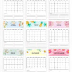 Pinleslie On Free Templates | Calendars | Monthly