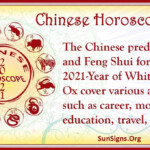 Chinese Horoscope 2021 - Year Of The White Metal Ox