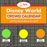 Disney World 2021 Crowd Calendar (Best Times To Go)