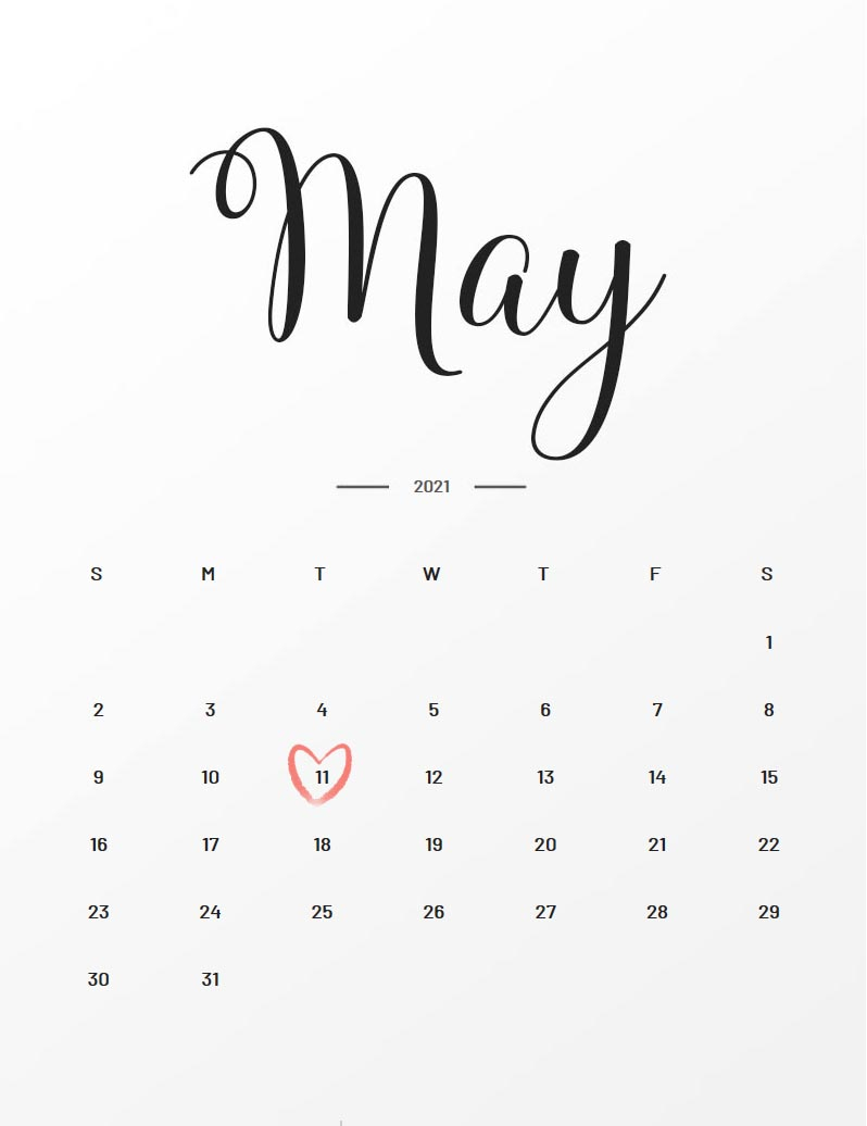 Due Date: May 11, 2021 | During Pregnancy