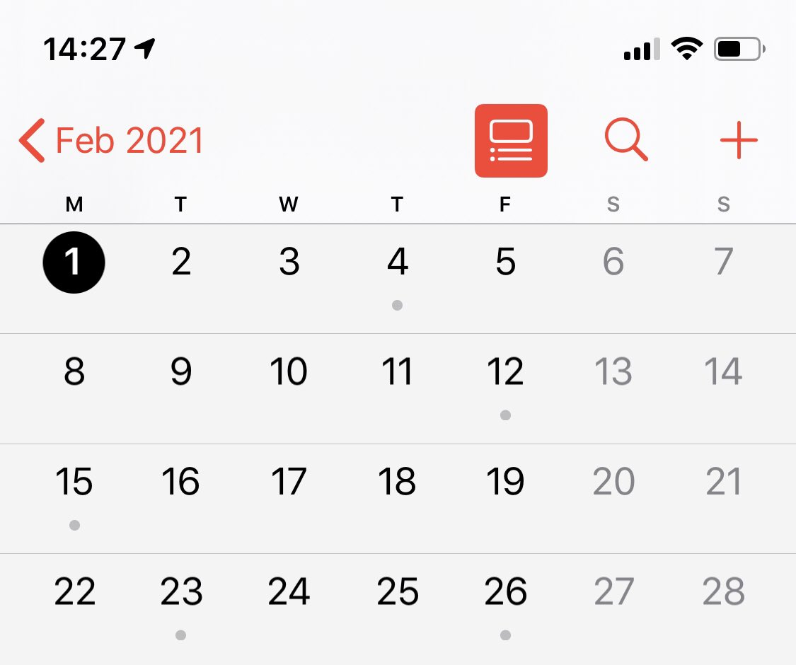 How Many Days Are There In February 2021?