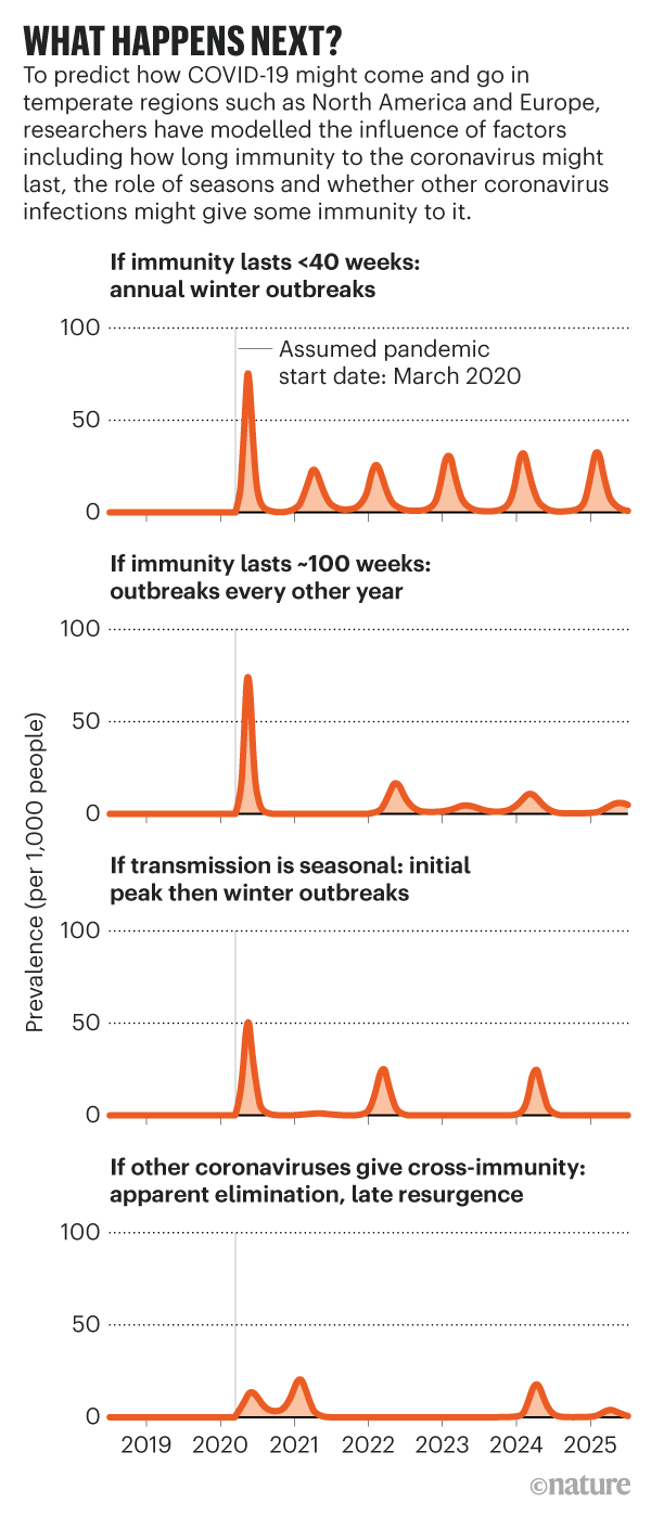 How The Pandemic Might Play Out In 2021 And Beyond