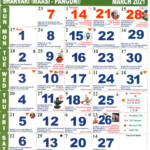 March 2021 Tamil Monthly Calendar March, Year 2021 | Tamil
