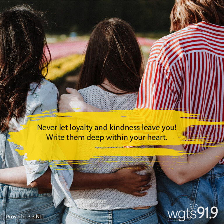 Verse Of The Day - March 5, 2020 | Wgts