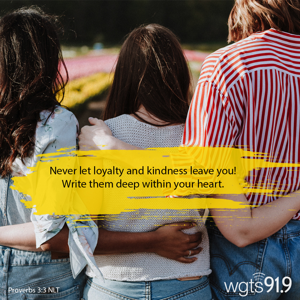Verse Of The Day - March 5, 2020   Wgts