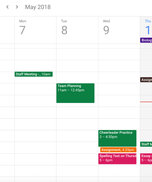 A2Z On Google Calendar Part 1 Hapaweb Solutions