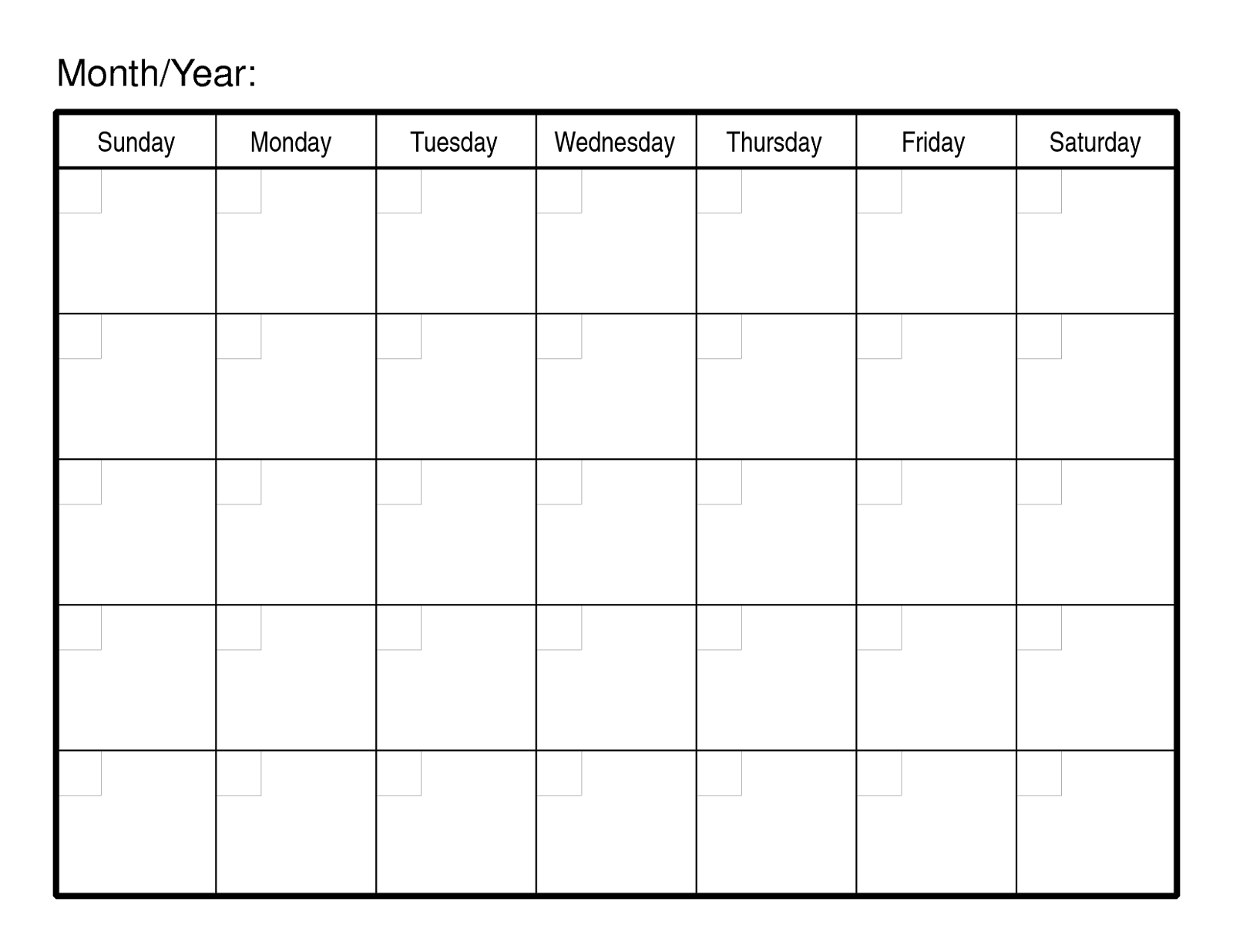 Sample Calendars To Print Activity Shelter
