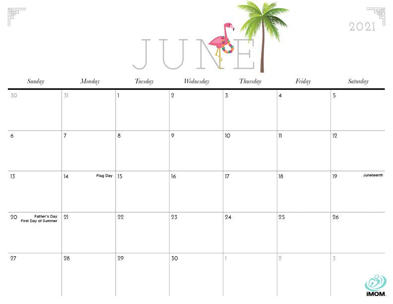 2020 And 2021 Cute Printable Calendars For Moms IMom In